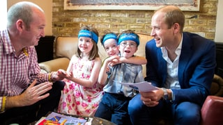 Prince William Writes Father's Day Message Encouraging Dads to Open Up About Mental Health