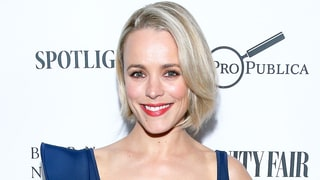 Rachel McAdams Debuts Platinum Hair Color: See the Makeover!