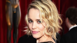 Rachel McAdams' Textured Waves