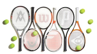 Grand Slams: The 6 Best New Tennis Racquets