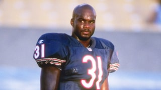 Rashaan Salaam's Mother Says Police Suspect Suicide, Discovered Note Next to NFL Player's Body