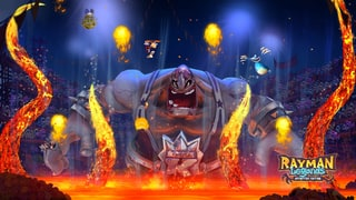 Ubisoft Confirms Sept. 12 Release for Rayman Legends: Definitive Edition