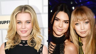 Rebecca Romijn Says Kendall Jenner and Gigi Hadid Are 'Not True Supermodels'