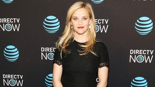 Reese Witherspoon Works a Flawless LBD at the Launch of Her TV Channel