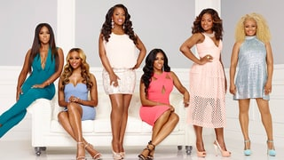 'RHOA' Recap: Kenya Moore Calls Kim Fields' Husband Gay