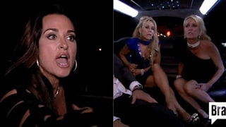 3. Kim Richards Vs. Kyle Richards