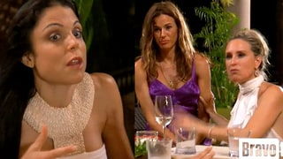 15. Bethenny Frankel Vs. Kelly Bensimon