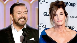Ricky Gervais: My Caitlyn Jenner Golden Globes Joke Was Not Transphobic!