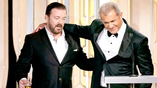 Ricky Gervais' Jokes, Leonardo DiCaprio's Reaction to Lady Gaga and More Great Golden Globes 2016 Moments: Watch!