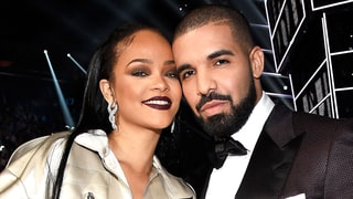 Drake Tripped Over Rihanna's Gown After He Professed His Love for Her On Stage