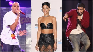 Chris Brown, Rihanna, Drake