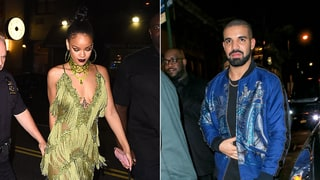 Rihanna and Drake's Cozy Post-VMAs 2016 Hangout, and More Afterparty Scoop!