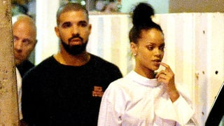 Rihanna and Drake Hold Hands After PDA Fest at Miami Concert Afterparty