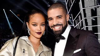 Rihanna Thanks Drake for His VMAs Speech: 'I Love You for That'
