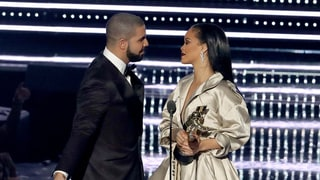 Drake Confesses His Love for Rihanna at the 2016 MTV VMAs: Fans Thought He Was Going to Propose