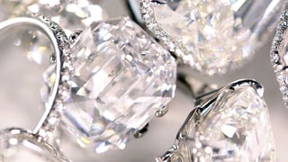Ogle These Diamond Rings of All Sizes, From 1 to 101 Carats