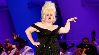 Rebel Wilson Is Perfect as The Little Mermaid's Ursula: Photos