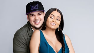 Rob Kardashian Says He's So in 'Love' With Blac Chyna Ahead of Baby