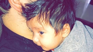 Rob Kardashian Cuddles Baby Dream in His 'Favorite' Photo of the Two of Them