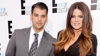 Khloe Kardashian: Rob Kardashian Is Going to Be a Great Dad, 'I'm Sure He's Nervous'