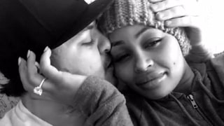 Rob Kardashian, Blac Chyna and Baby Dream Reunite for Christmas After Sudden Split