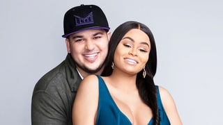See Blac Chyna, Rob Kardashian's New Baby Shower Invite (No, Not THAT Shower) — Guess Who's Not Invited?