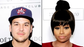 Rob Kardashian Shares Photo of Blac Chyna — and She Kinda Looks Like Kim Kardashian!