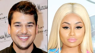 Rob Kardashian Posts Meme Joking He's Having a Baby With Blac Chyna: 'The Only Next Generation of the Kardashian Name!'