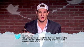 Jimmy Kimmel's NFL Mean Tweets Continue With Russell Wilson, Tony Romo and More
