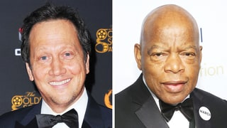 Rob Schneider Slammed for Trying to Explain Martin Luther King Jr. to Civil Rights Leader John Lewis