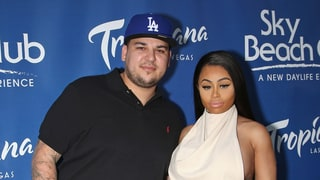 Rob Kardashian Vows to Get Back in Shape With Blac Chyna After Birth of Baby: 'I'm Done With Carrying This Pregnancy Weight'