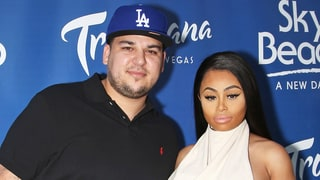 Rob Kardashian and Blac Chyna Reveal Plans for More Kids, Their Wedding: Everything We Learned From the Live Chat