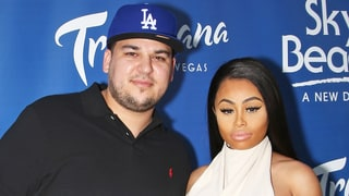 Blac Chyna and Rob Kardashian to Marry Before Their Baby Is Born in October
