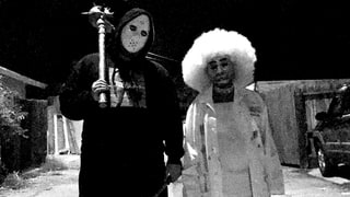 Rob Kardashian and Blac Chyna, The Purge Characters