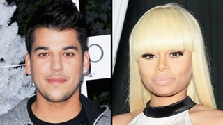Rob Kardashian's Family 'In a Bind' Over His Relationship With Blac Chyna