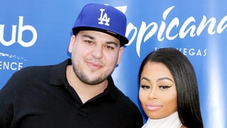 Rob Kardashian Threatens His 'Disgusting' Family Over Emoji of Blac Chyna Slapping Kylie Jenner
