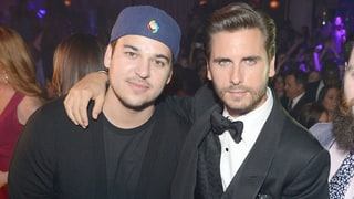 Scott Disick: I've Given Rob Kardashian 'A Lot of Advice' About Being a Dad