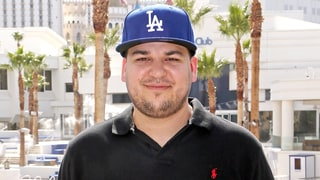 Rob Kardashian Looks Just Like Daughter Dream in Side-by-Side Pics