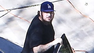 Rob Kardashian Finally Resurfaces in Public Amid Blac Chyna Drama: First Pics