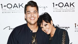 Rob Kardashian Does Sweetest Thing After Kris Jenner's Car Accident — See the Gesture