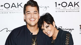 Kris Jenner Boasts She's a '#ProudMama' as Rob Kardashian's Sock Site Launches