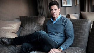 Rob Lowe Explains the Meaning Behind His First Fragrance