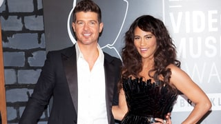 Robin Thicke and Paula Patton's Custody Battle: Cops Called Again