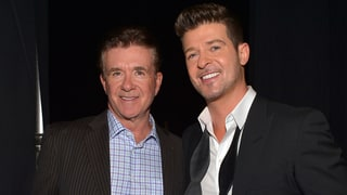 Robin Thicke Cancels Appearance Honoring His Dad Alan Amid Custody Battle