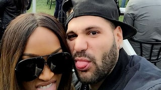 New Couple Malika Haqq, Ronnie Ortiz-Magro Share Selfie From Football Game Date