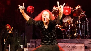 Ronnie James Dio Hologram Plots World Tour