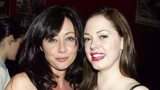 Rose McGowan Pens Lengthy Note of Support to Shannen Doherty, Fellow 'Charmed' Alum, Amid Cancer Battle