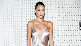Rosie Huntington-Whiteley: Galvan for Opening Ceremony Dinner