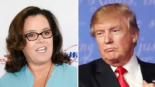 Stars Trash Donald Trump's Hombre, Nasty Woman Remarks During Final Debate Against Hillary Clinton: Rosie O'Donnell, John Legend and More React