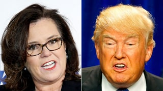 Rosie O'Donnell Reignites Donald Trump Feud, Calls Him 'Orange Slug'